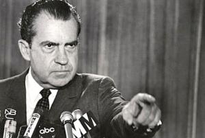 In fact, Nixon had two of them.