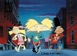 HeyArnold_promotional_poster