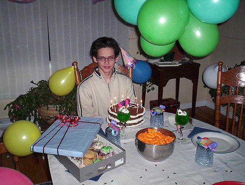 """Bears Acting Human on Twitter: """"It's a lonely birthday party. http ..."""