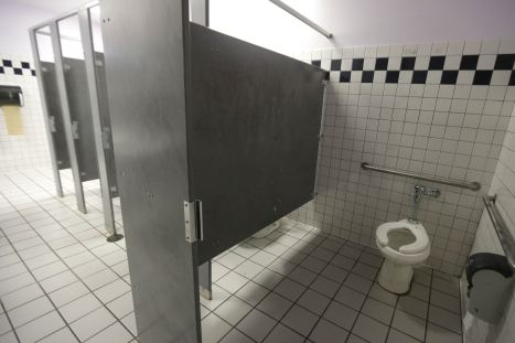 Bathroom-stall