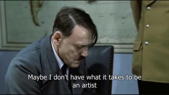 hitler artist